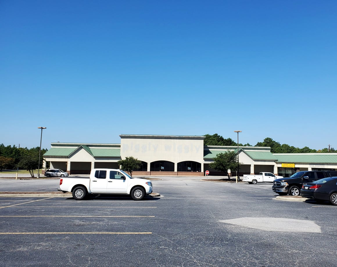 Cayce Crossing old Piggly Wiggly