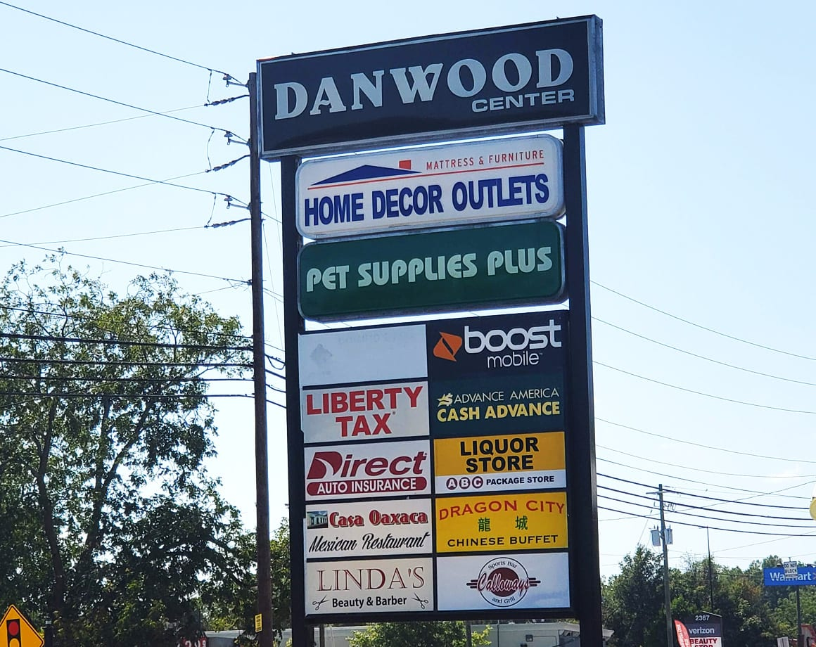 Danwood Sign
